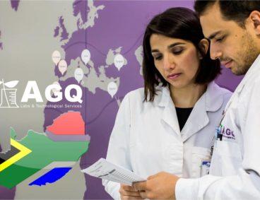 AGQ Labs apre una sede commerciale in Sudafrica