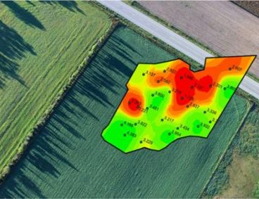 Analisi del Suolo e Mappatura dei Terreni