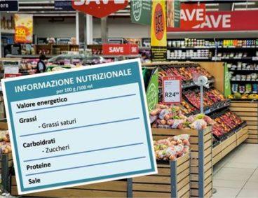 Nuova informazione nutrizionale