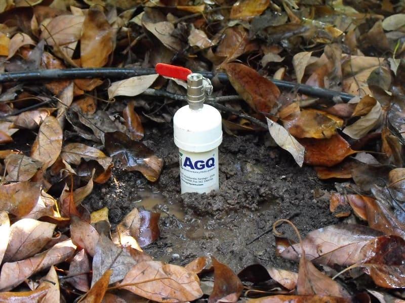 Ottimizzazione della fertirrigazione di colture frutticole