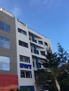 agq maroc facade