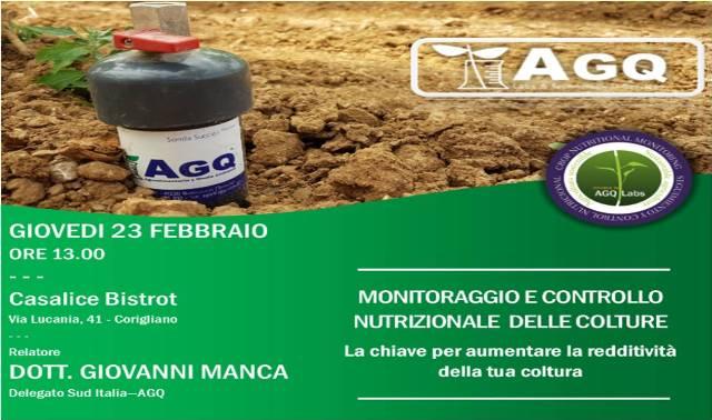 controllo nutrizionale delle colture