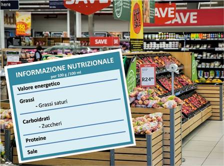 informazione nutrizionale