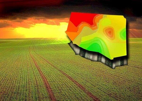 servizi GIS agricoltura Italia